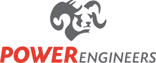 POWER Engineers logo